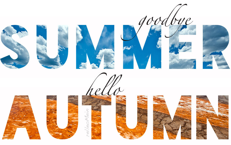 Snoopy Fall Wallpaper Goodbye Summer Hello Autumn Pictures Photos And Images