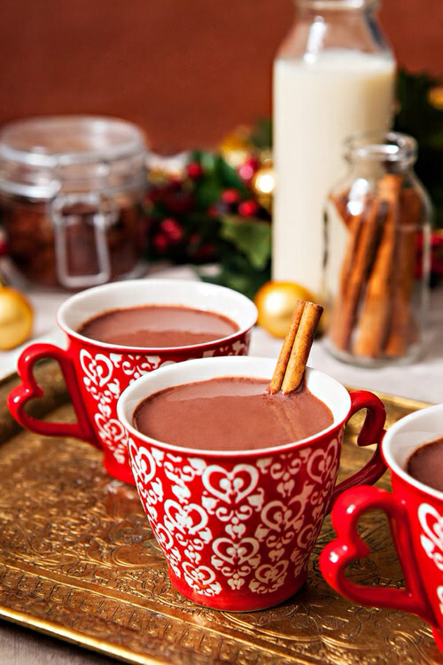 Cute Girly Wallpaper Quotes Festive Hot Cocoa Pictures Photos And Images For