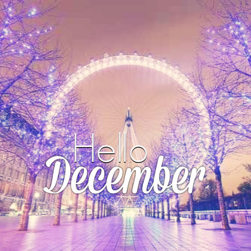Positive Vibes Quotes Wallpaper Hello December Pictures Photos And Images For Facebook