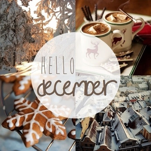 Cute Girly Life Wallpaper Hello December Pictures Photos And Images For Facebook