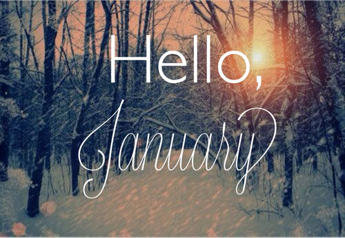 Cute Quote Wallpaper Backgrounds Hello January Pictures Photos And Images For Facebook