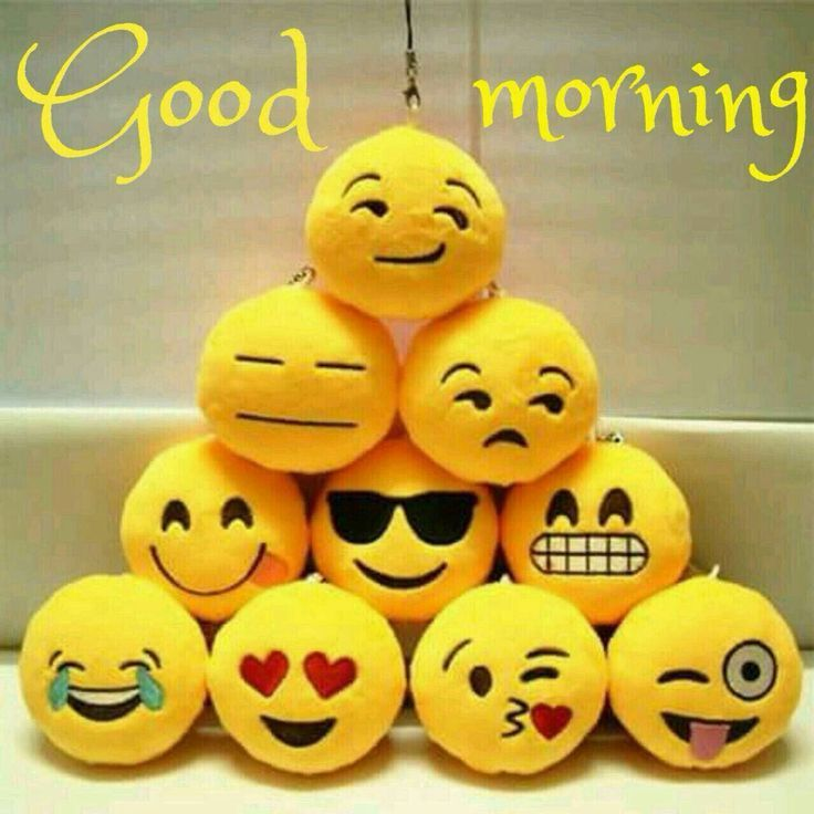 Good Morning Emojis Pictures, Photos, and Images for Facebook
