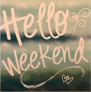 A Girly Girl Wallpapers Hello Weekend Pictures Photos And Images For Facebook