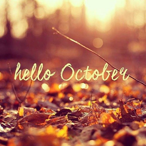 Free Snoopy Fall Wallpaper Hello October Pictures Photos And Images For Facebook