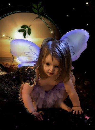 Cute Fairy Girl Wallpapers Fairy Baby Pictures Photos And Images For Facebook