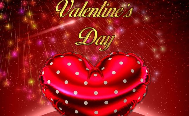 Sparkling Heart Happy Valentines Day Pictures Photos And