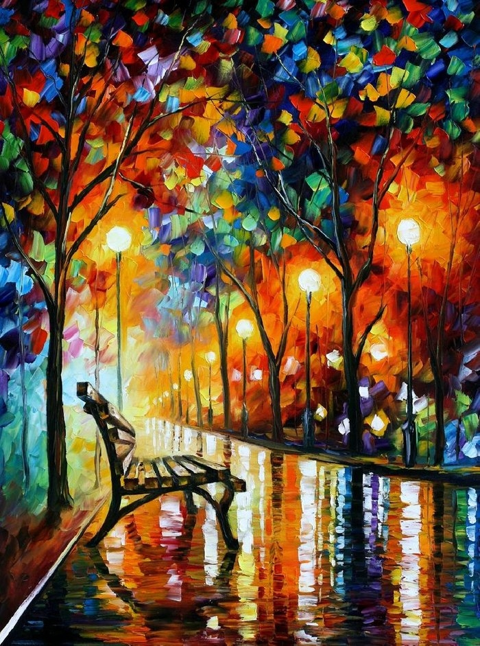 Autumn abstract painting images amp pictures becuo