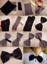 DIY Bow Tie Pictures, Photos, and Images for Facebook ...