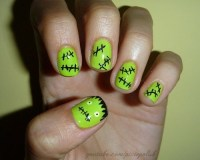 Frankenstein Nails Pictures, Photos, and Images for ...