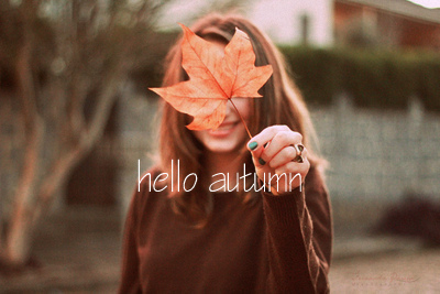 Cute St Patricks Wallpaper Hello Autumn Pictures Photos And Images For Facebook