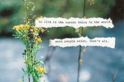 Good Morning Sunday Wallpaper With Quotes To Live Is The Rarest Thing Pictures Photos And Images