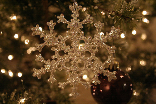 Sunday Wallpaper With Quotes Christmas Snowflake Decoration Pictures Photos And