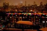 New York City Christmas Lights Tumblr