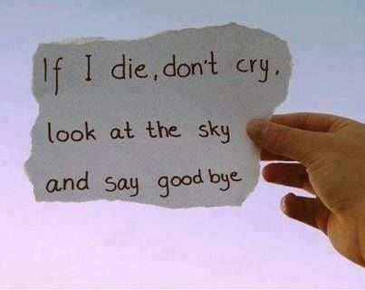 Boy Death Girl Crying Wallpaper If I Dont Die Dont Cry Pictures Photos And Images For