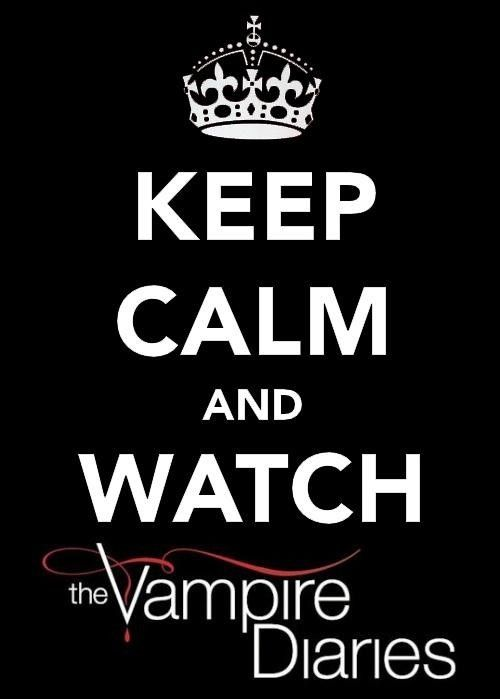 3d Wallpaper Vampire Diaries Keep Calm And Watch The Vampire Diaries Pictures Photos