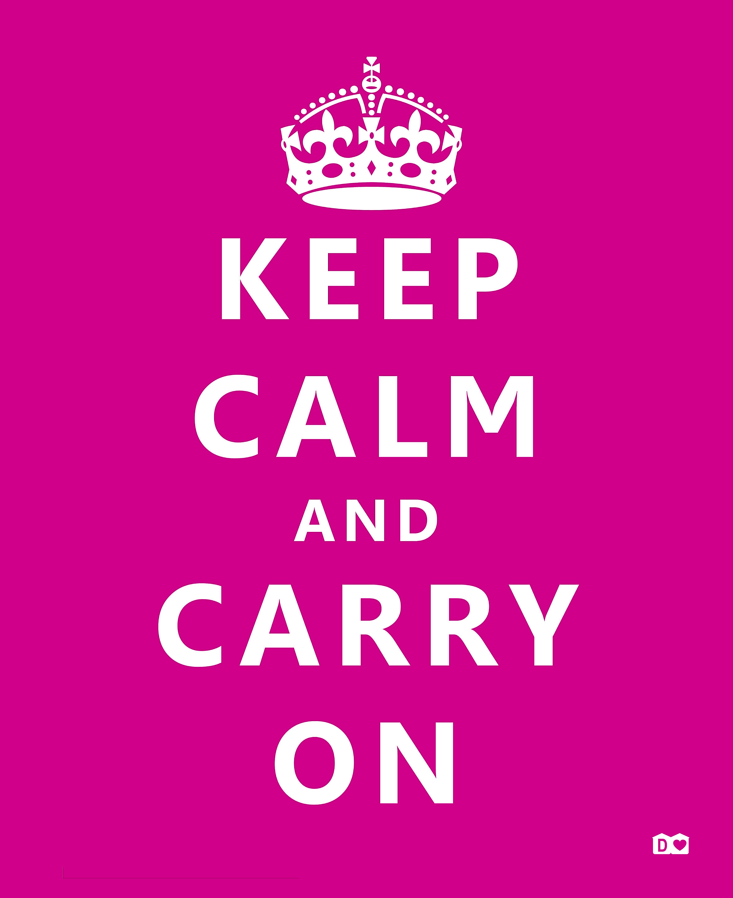 Keep Calm Quotes For Girls Wallpaper Keep Calm And Carry On Pictures Photos And Images For
