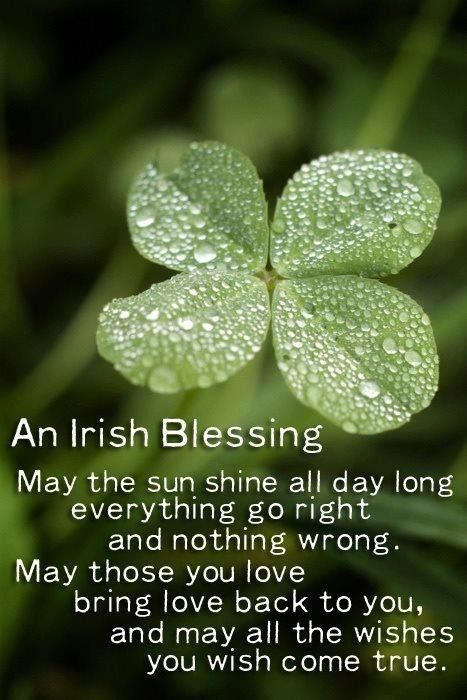 Good Morning Wallpaper Cute An Irish Blessing Pictures Photos And Images For