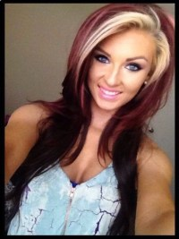 Two-Tone Hair Color Pictures, Photos, and Images for ...