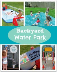 DIY Backyard Water Party Pictures, Photos, and Images for ...