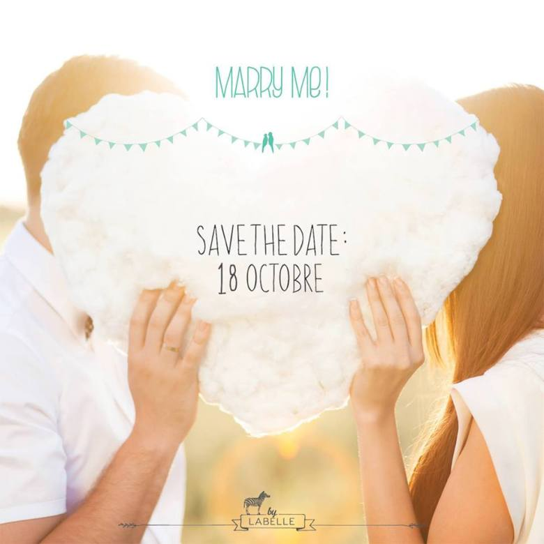 save the date marry me 2014
