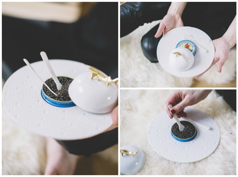 Lovetralala_saint-valentin_caviar et déco de table_01