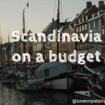 Weekend in Scandinavia on a budget