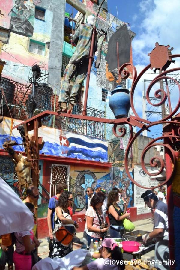 Callejon de Hamel, Havana