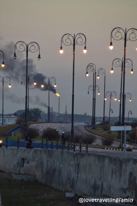 Sunset, Havana