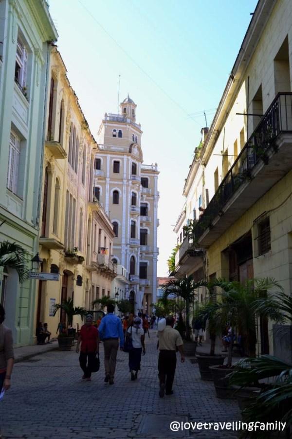 Obispo, Havana