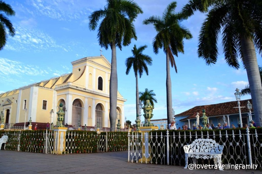 Iglesia Parroquial de la Santísima Trinidad, Cuba