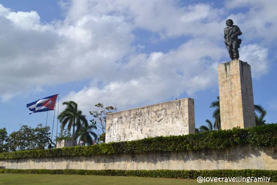 Ernesto Che Guevara, Plaza de la Revolución, Santa Clara, Cuba