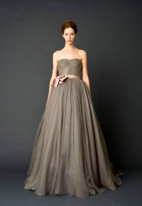 Wedding Dresses by Vera Wang Spring Collection 2012