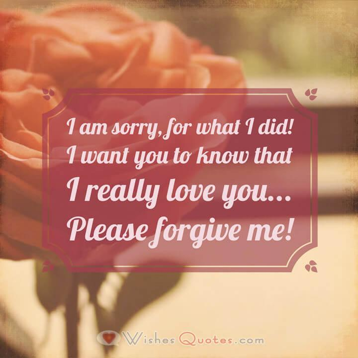 Sorry Messages for your Husband The Perfect Apology for Him - apology card messages