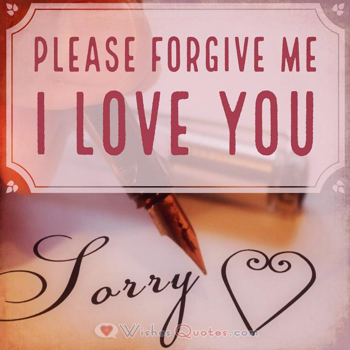 Apology Love Letter for your Boyfriend - Apology Love Letter