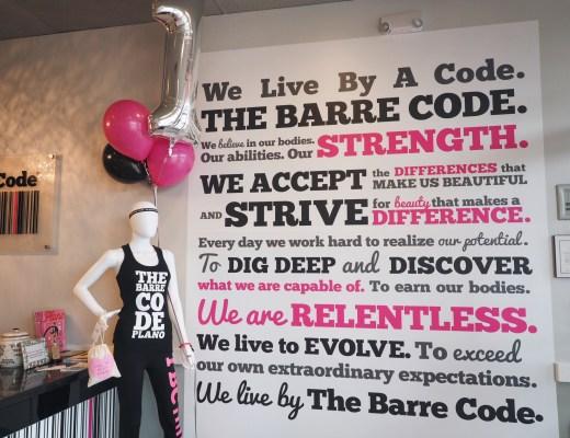 love you more too north dallas blogger plano lifestyle blogger fitness blogger The Barre Code Plano