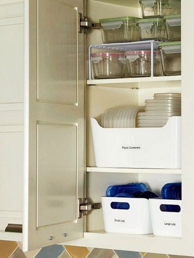 "3 thoughts on "" 5 Easy Peasy Tupperware Organization Ideas "" Dazee August 7, at pm I love the pull outs idea and am going to see if I can locate the bins and put them to use in my kitchen."
