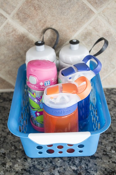 water-bottle-organization|loveyorabode|