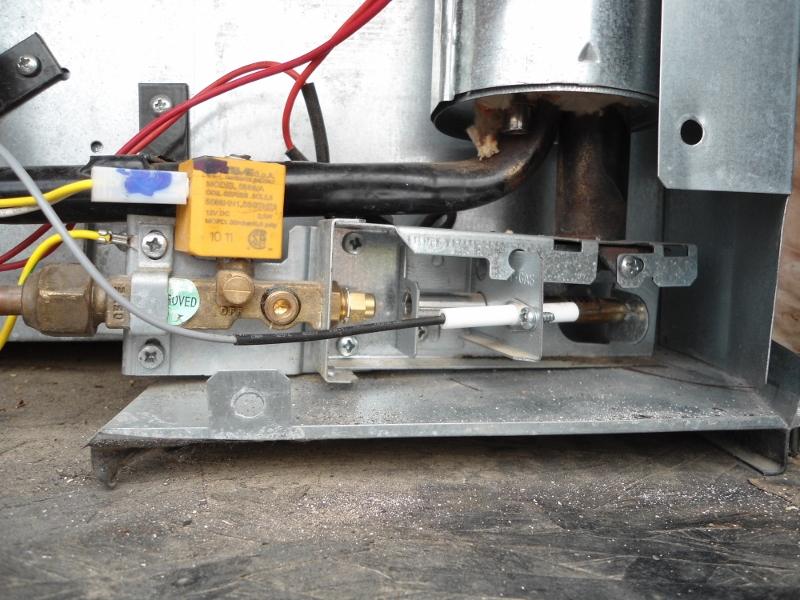 Dometic DM2652 RV Refrigerator Repair - Faulty Electric Heater Element