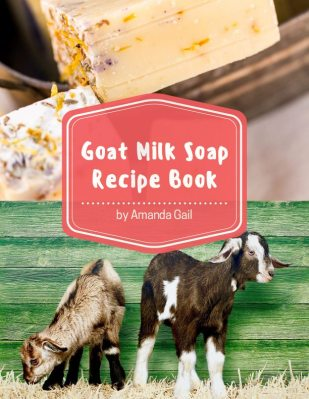 Goat Milk Soap Recipe Book Part 1