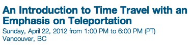 An Introduction to Time Travel with an Emphasis on Teleportation