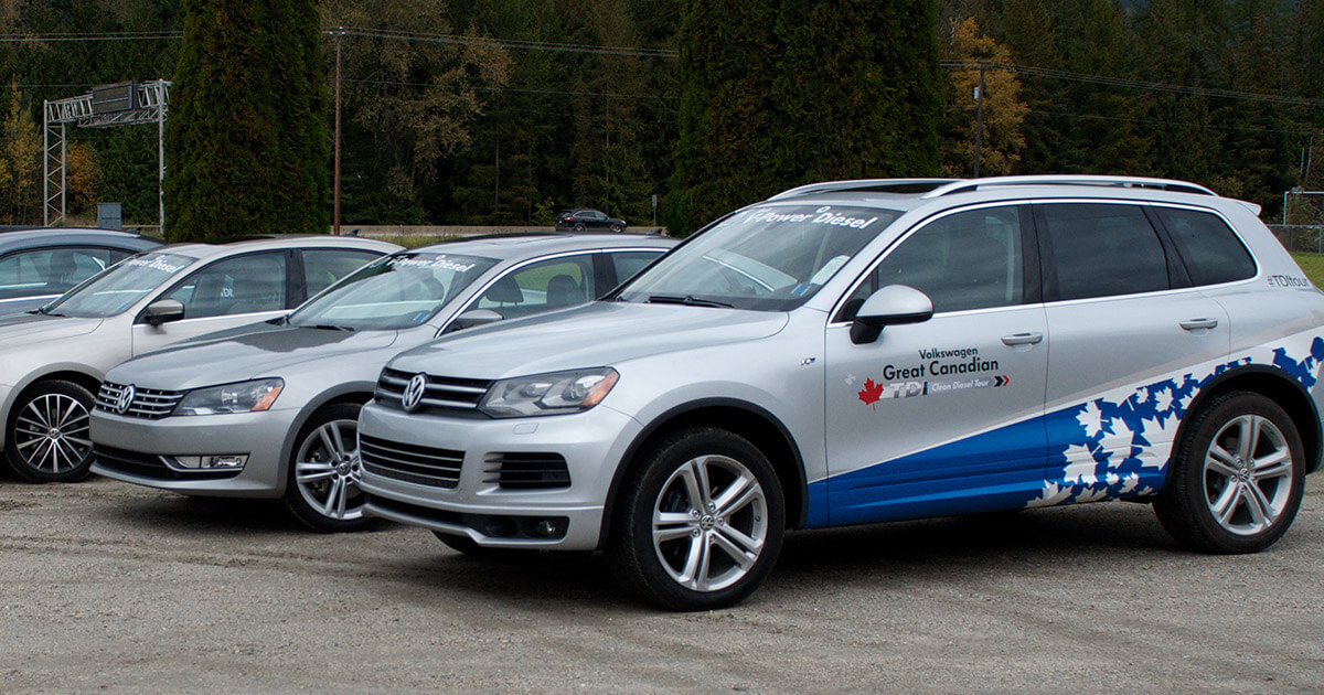 VW Canada settles dispute, offers diesel owners up to $8,000