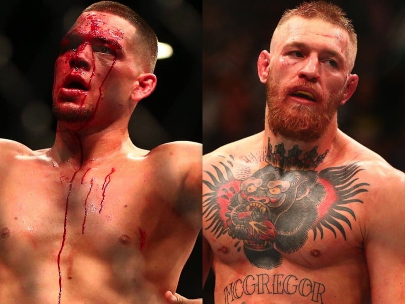 Conor Mcgregor Quote Wallpaper Nate Diaz Is Completely Irritated At Conor Mcgregor Rematch