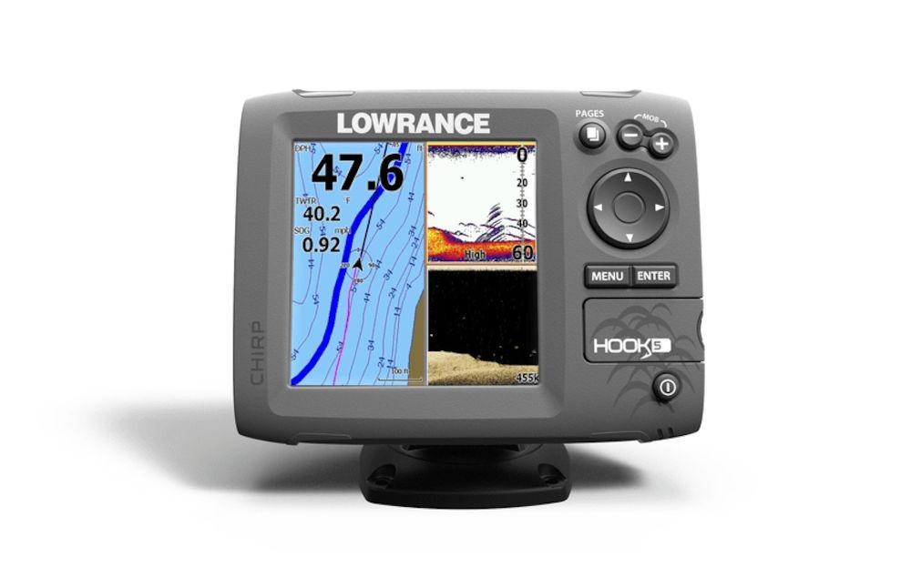 Hook-5 Fishfinder  Chartplotter Lowrance Lowrance USA