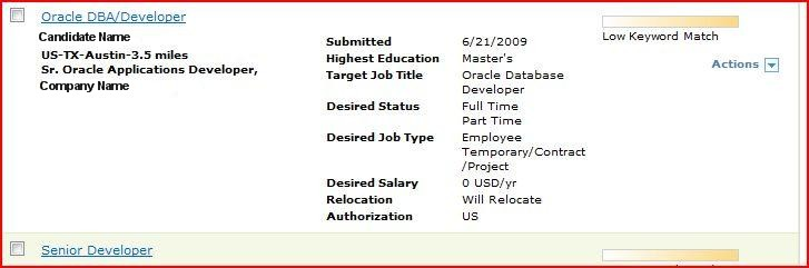 HireAustin - what should your resume look like
