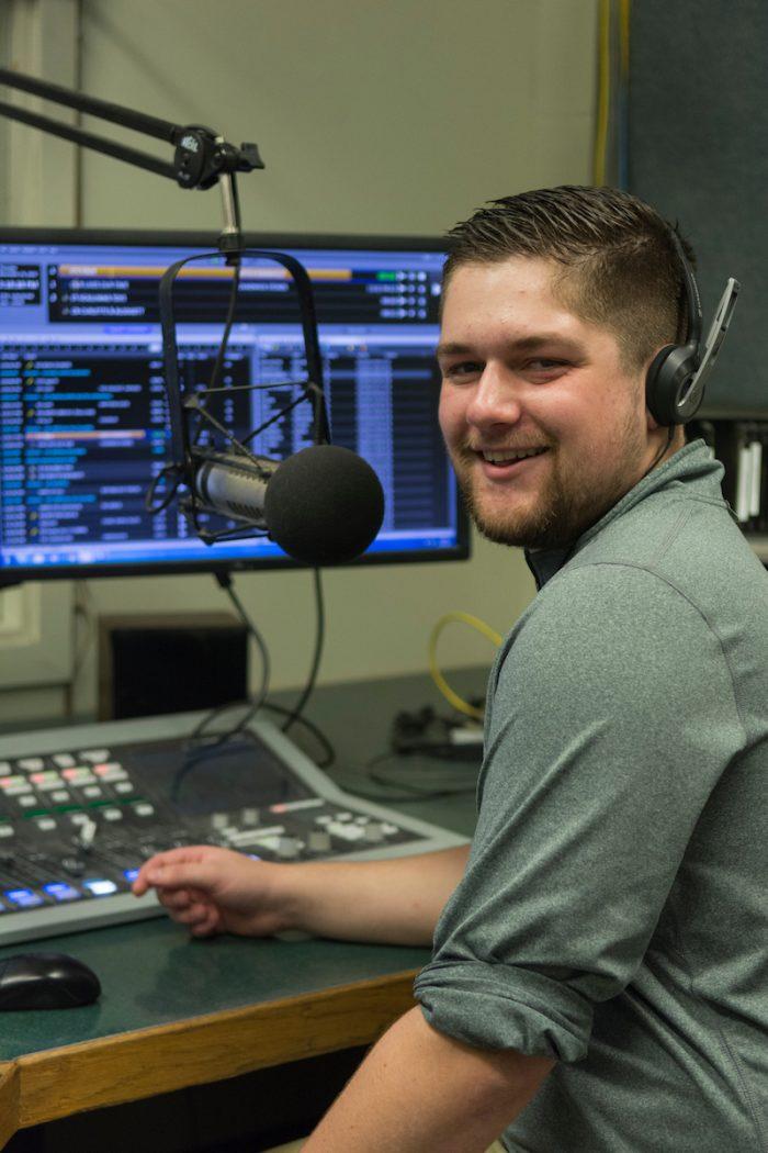Broadcasting \u2013 Radio (RADB)