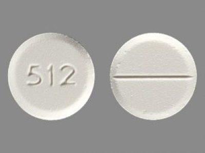 512 oxycodone acetaminophen