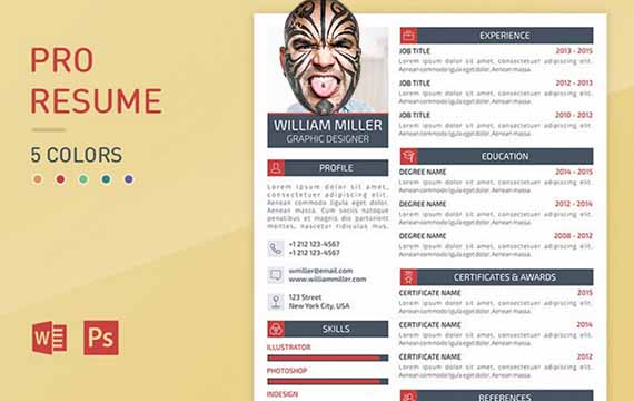 Resume Tips, Resume Strategies  Resume Templates designed and