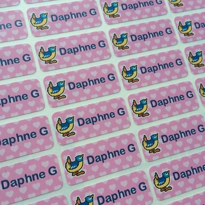 daphne nametags