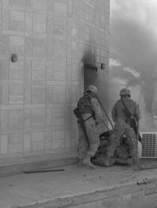 Iraq Ramadi Firefight 2005