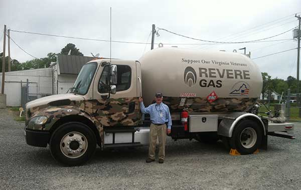 Vets fill truck driving positions  LP Gas